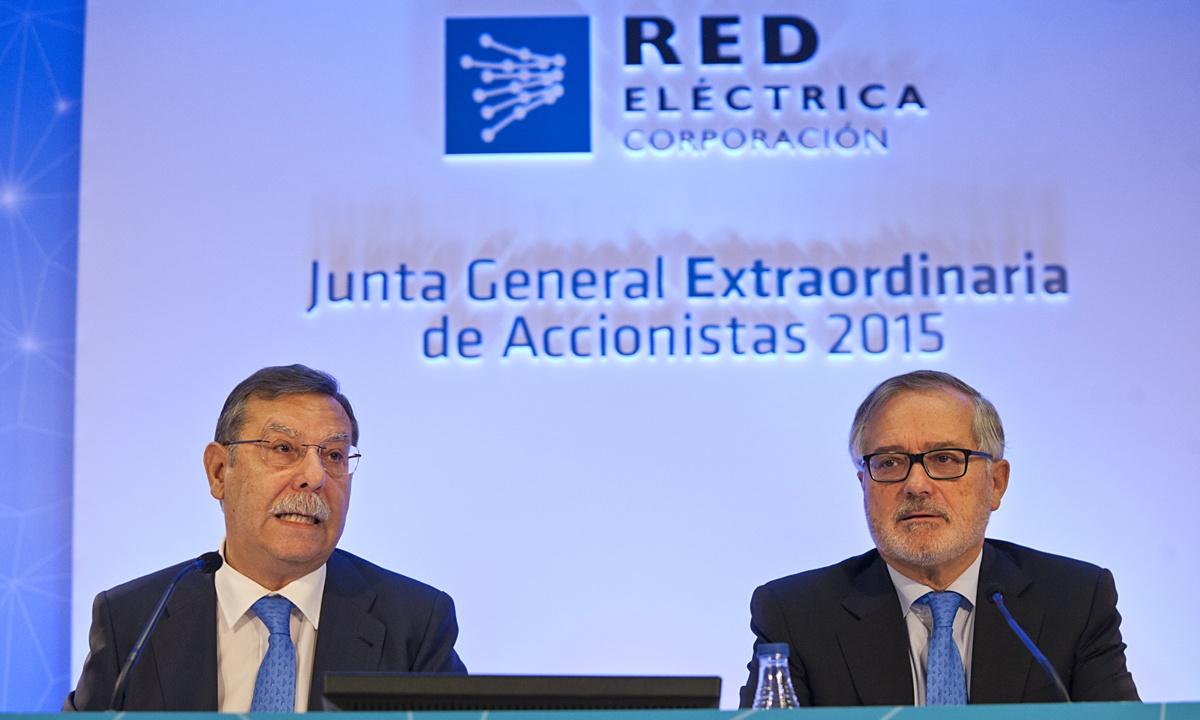 Junta General Extraordinaria de Accionistas 2015